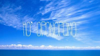 Хопопонопоно - вълшебство на думите